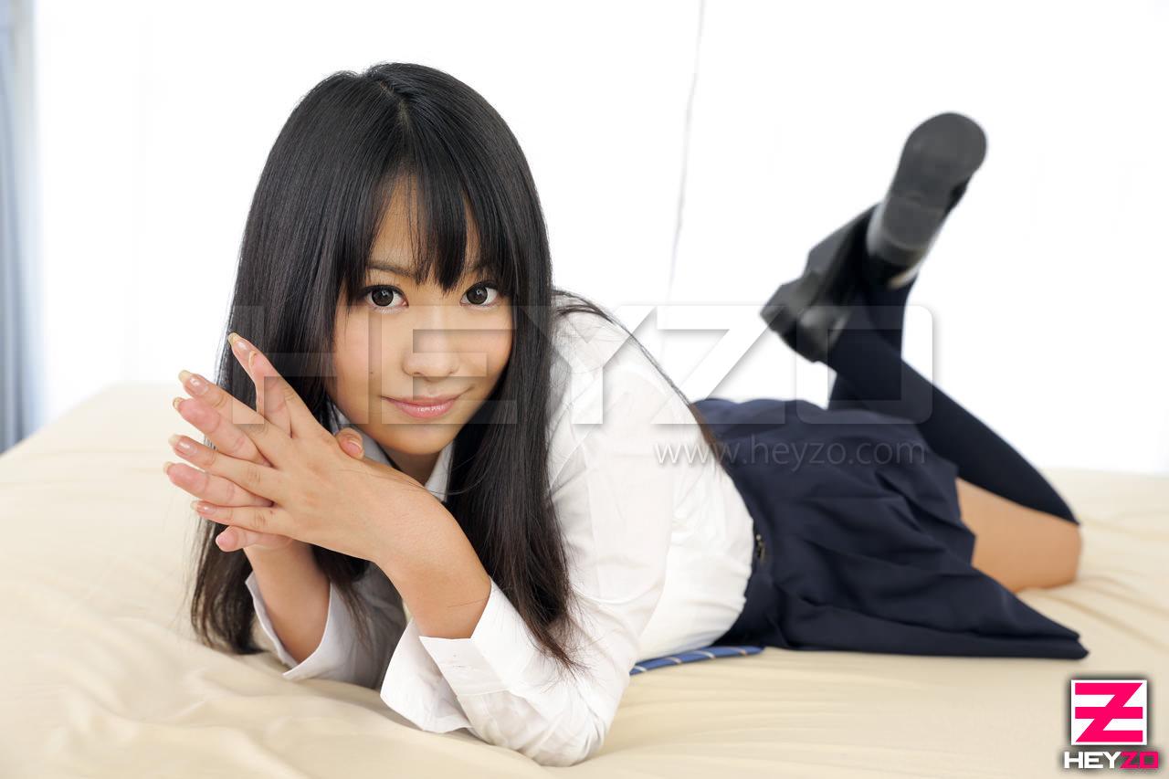 放課後美少女ファイル No.2~純真な黒髪乙女 牧瀬みさ~