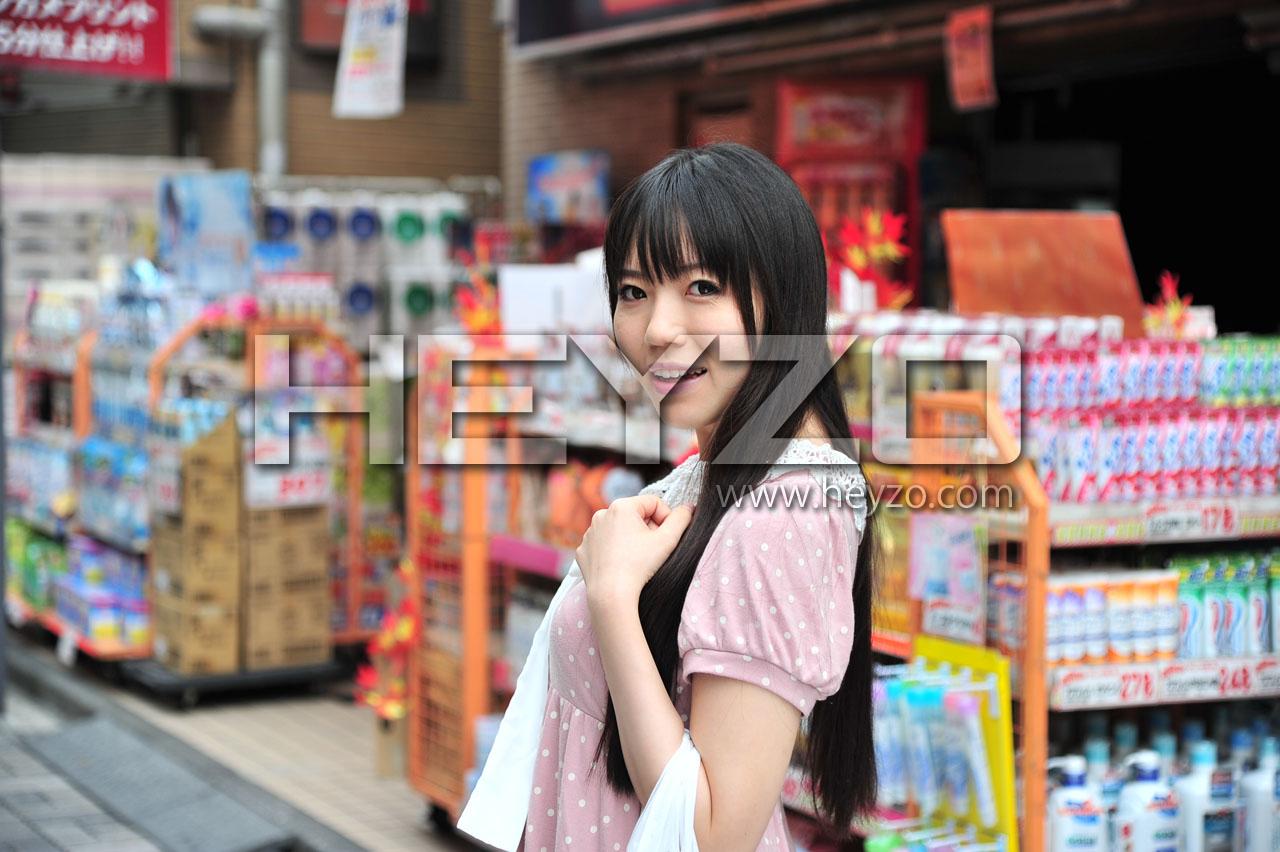 HEY!忘我 vol.3~おさな妻が実践する王道アナルセックス~